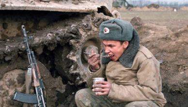 Люди Чеченской войны