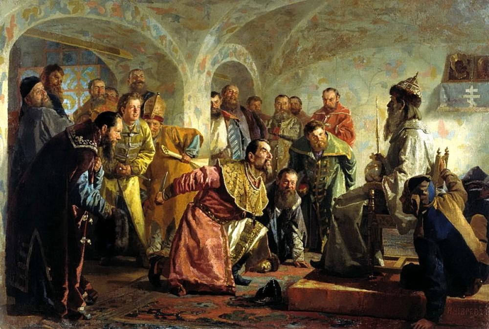 Топ-5 предателей Древней Руси