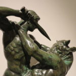 Тесей — миф о Минотавре