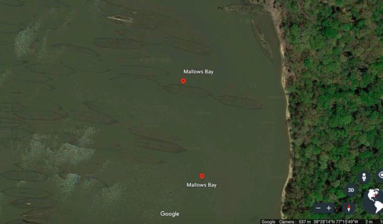 Опубликованы последние данные о «Призрачной флотилии»