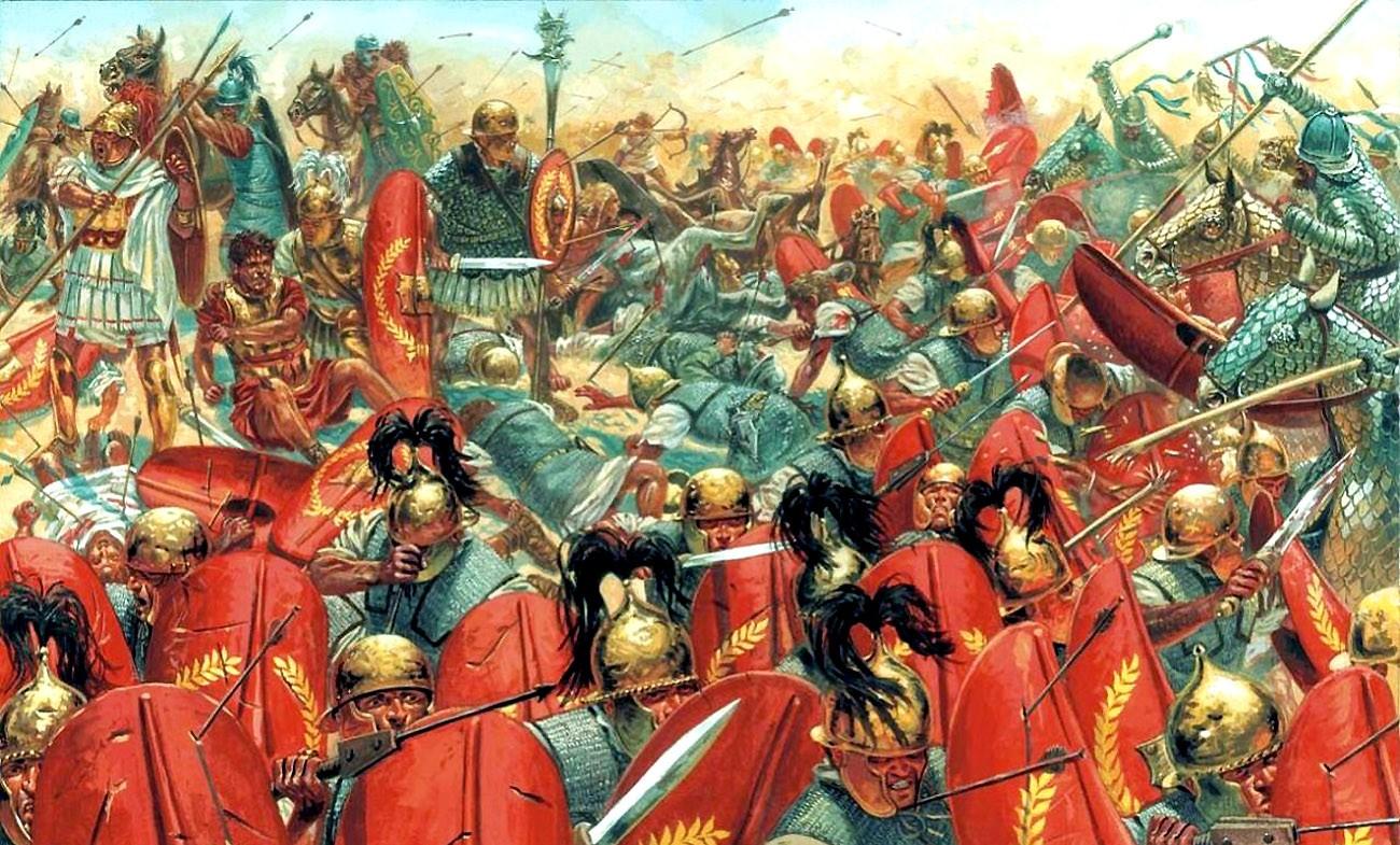 Битва при Каррах
