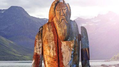 Боги викингов не были могущественными сверхсуществами
