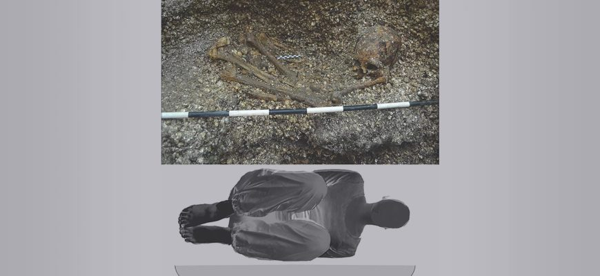 Захоронение женщины, обнаруженное в Центральной Америке, оказалось самым древним в мире