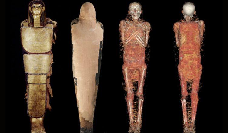 Таинственная мумия может оказаться личным офтальмологом фараона