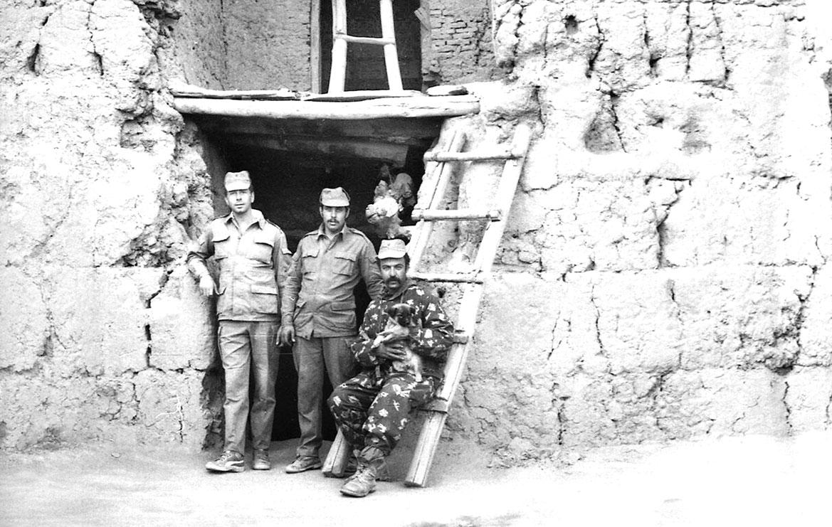 сторожевая застава афганистан