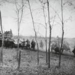 Пробили ворота в немецкие тылы