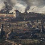 Как должны были себя вести защитники крепости