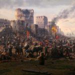 Как осаждали крепости