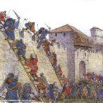 Как штурмовали крепостные стены