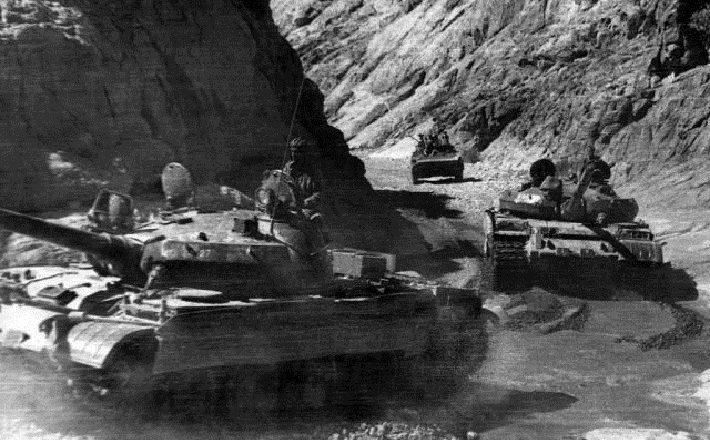 Ущелье Афганистан