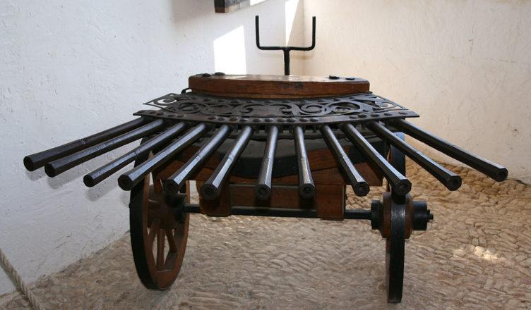 колесный рибодекин