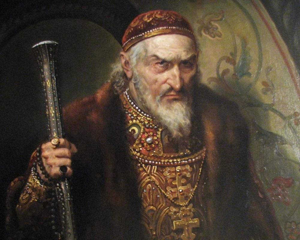 Ужасы застенков Ивана Грозного