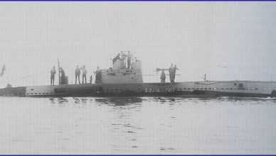 Подводная лодка UC 15