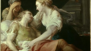 Ученым не удалось найти мавзолей Клеопатры и Марка Антония