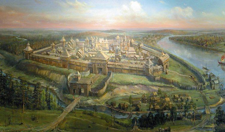 Топ 5 древнерусских крепостей