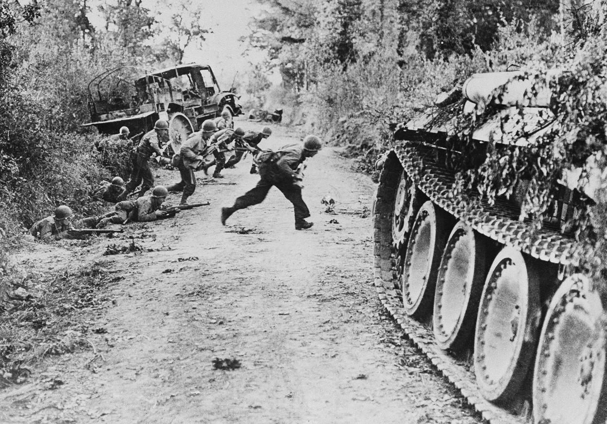 Франция 1944