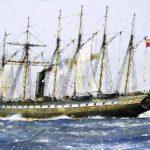 Первый железный трансатлантик