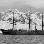 Первое английское научно-исследовательское судно «Дискавери»