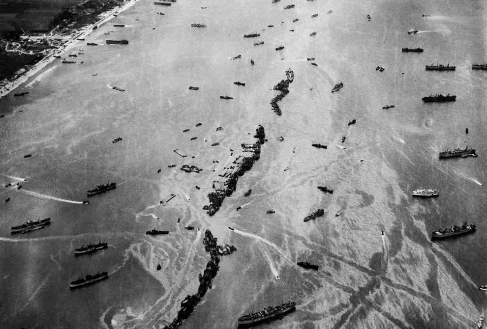 высадка в Нормандии