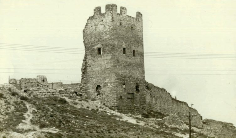 Генуэзская башня картинки