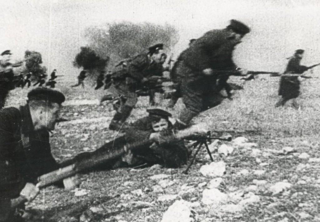 атака черноморцев