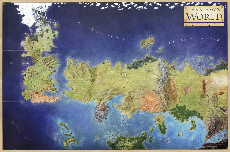 Историческая основа «Игры престолов»