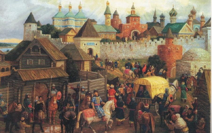Какой народ - истинный наследник Волжской Булгарии