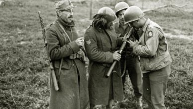 солдаты второй мировой