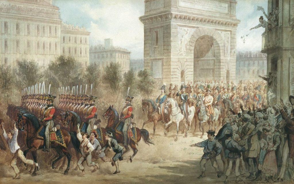 Сражение под Парижем
