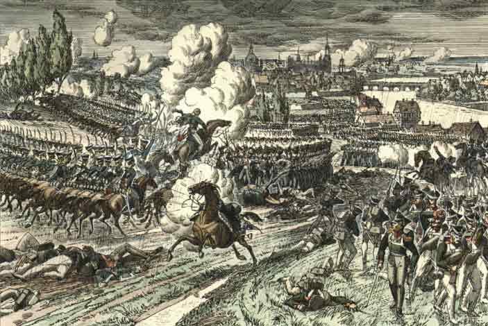 сражение под дрезденом 1813