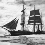Старый китобоец «Терра Нова»