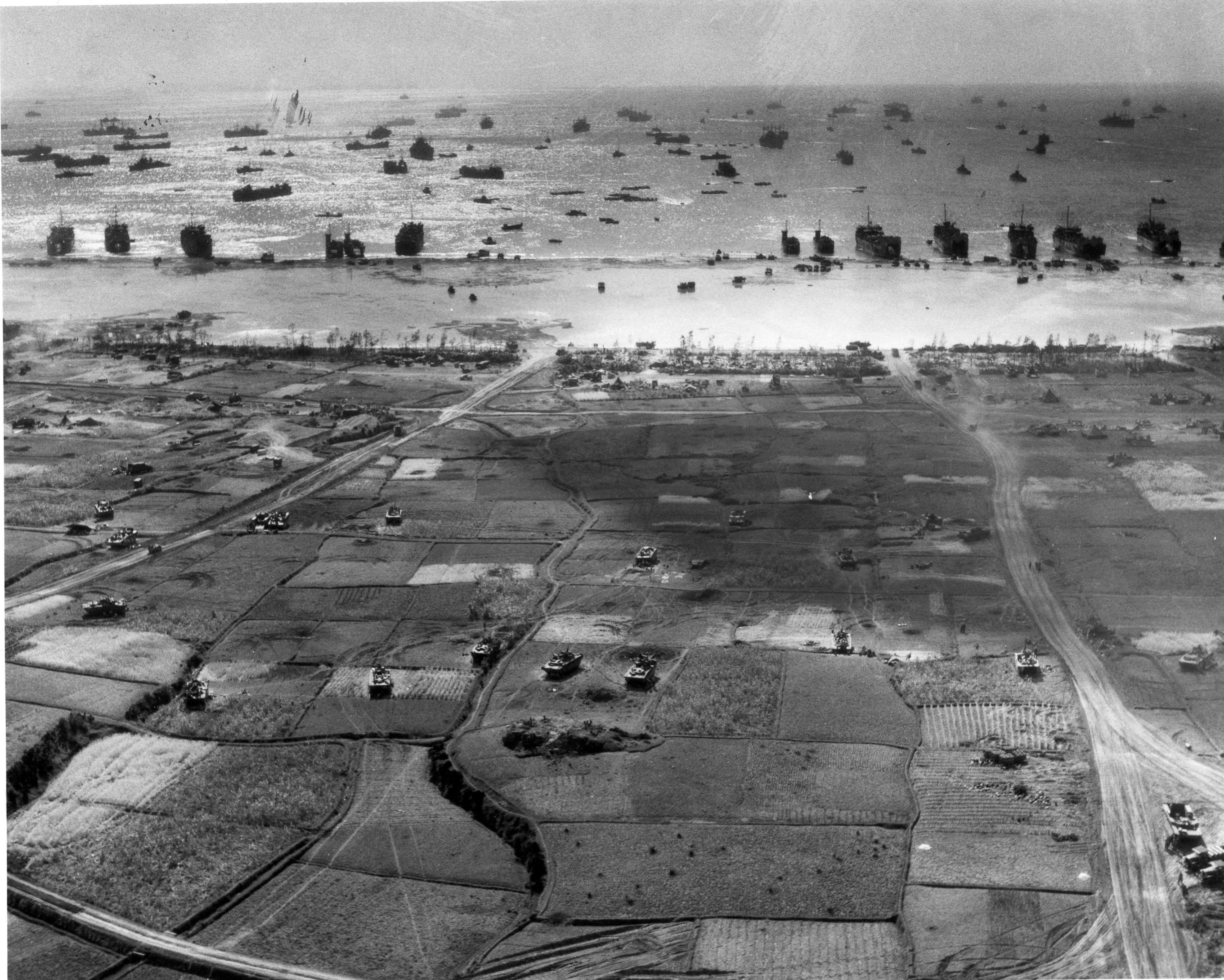 Окинава 1945