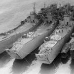Десантные корабли периода второй мировой войны
