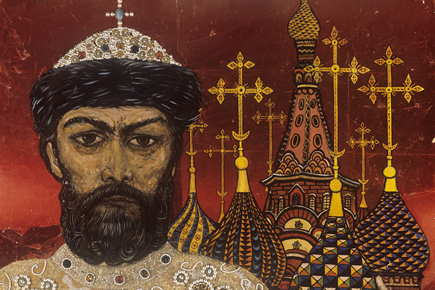 Борис Годунов — биография царя