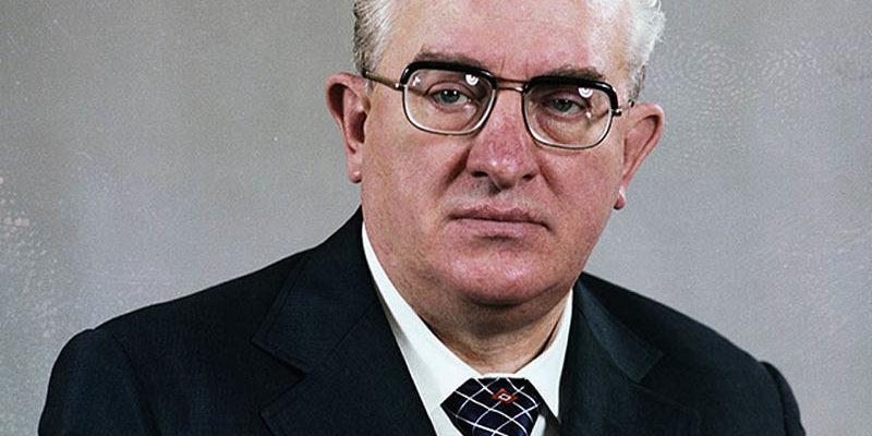 Юрий Андропов — биография генсека