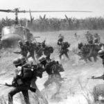 Десантные действия во время агрессивной войны во Вьетнаме