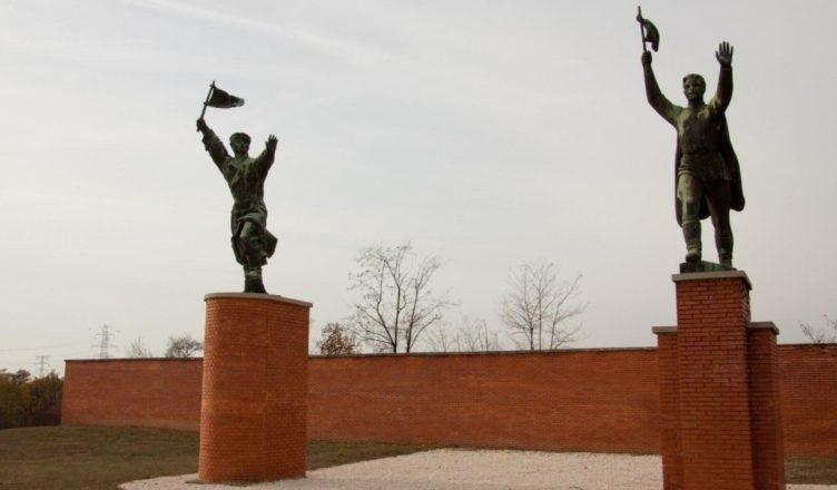 памятник парламентерам