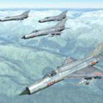 Бои МиГ-21 против Американцев