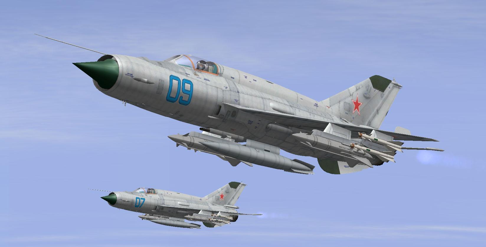 МиГ-21 бис