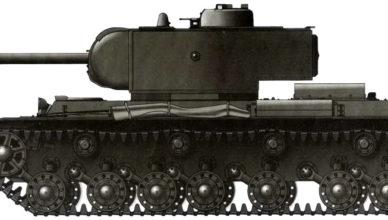История появления тяжелого танка КВ-3
