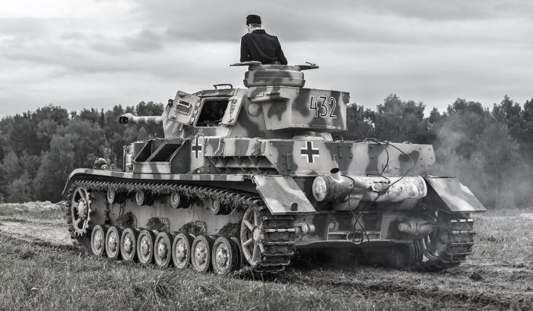 Сравнение немецких и советских танков перед началом Великой Отечественной