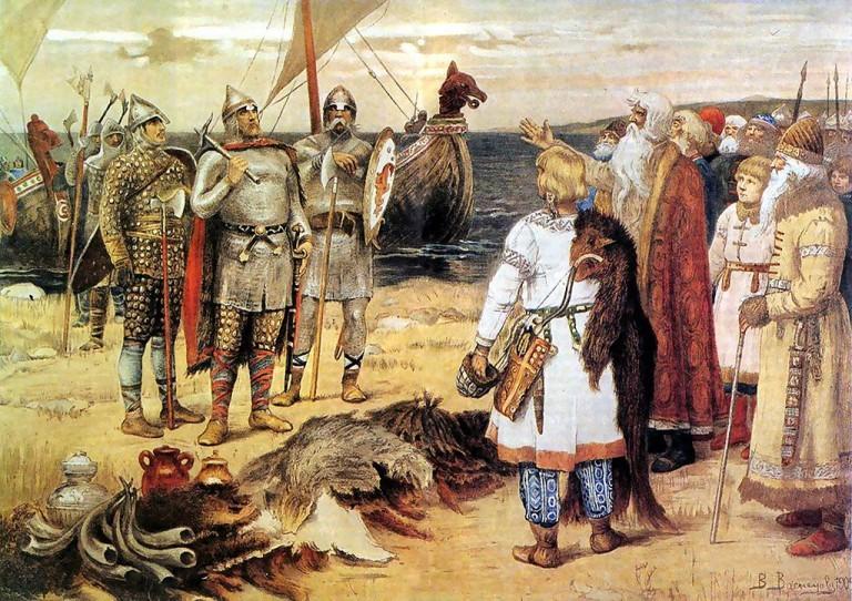 Какие земли можно считать исторически Русскими?