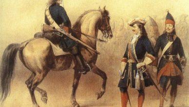 Что такое поход Русской армии в 18 веке