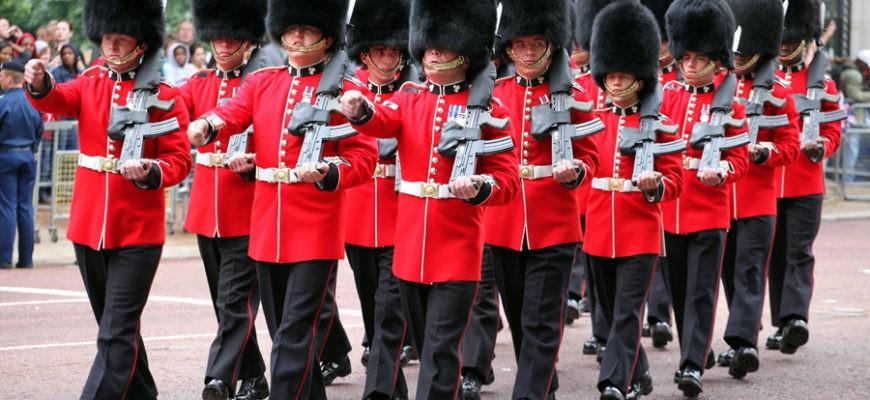 гвардейцы