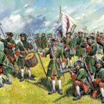 Как Петр I создавал регулярную армию