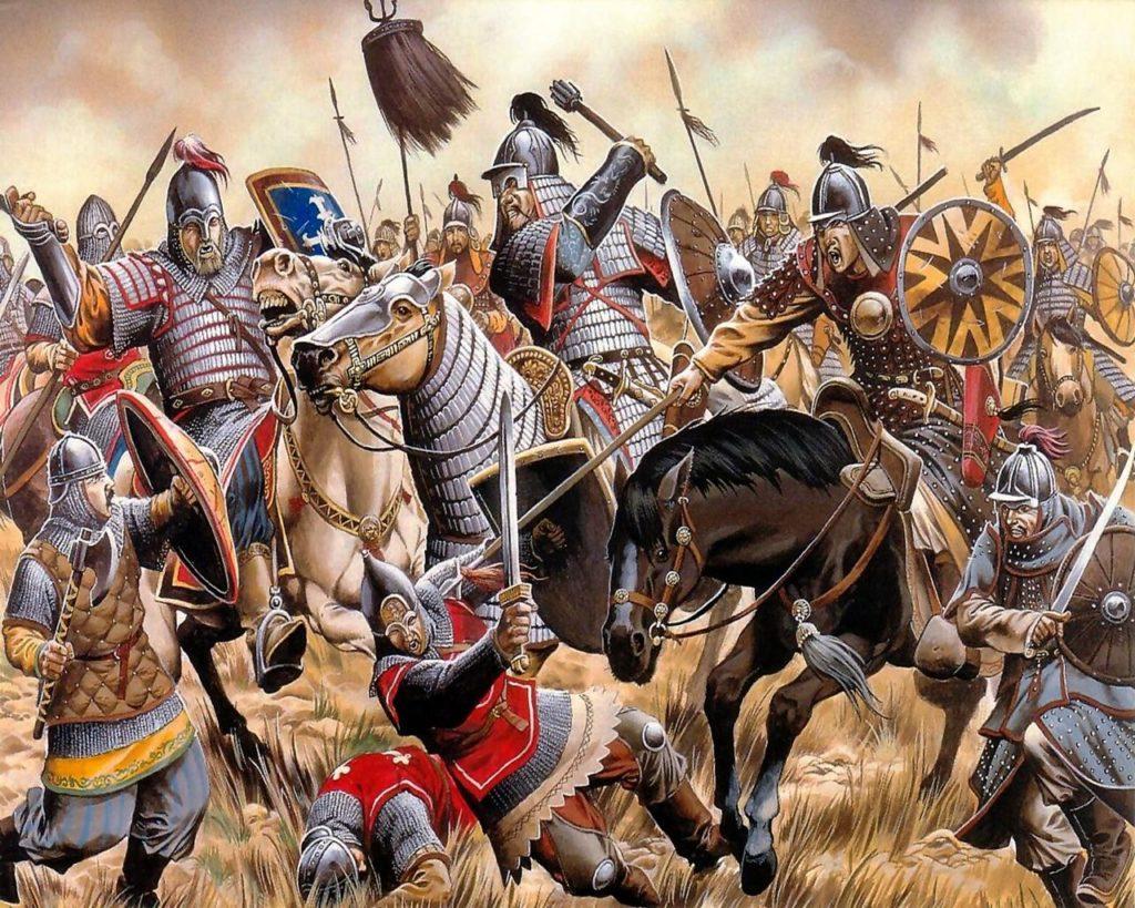 Почему монголы были такими воинственными?