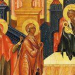 Сретение Господне — история праздника