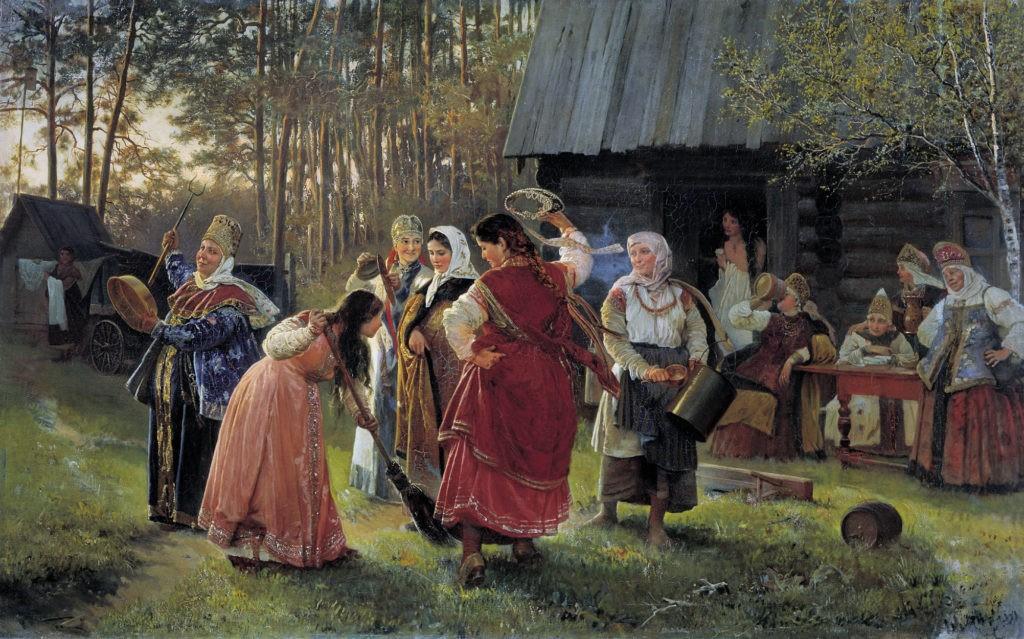Какая национальная идея на Руси?
