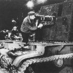 Производство танков в блокадном Ленинграде