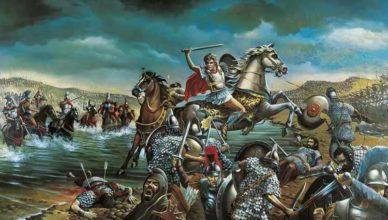 Битва на реке Граник